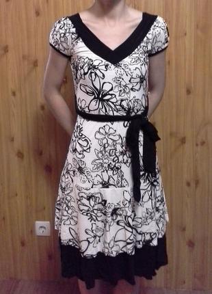 Платье летнее тонкое