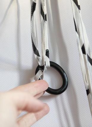 Шелковая шифоновая блуза7 фото