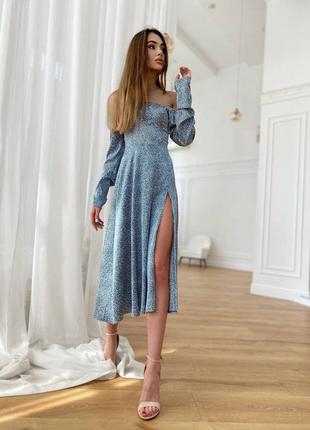 Платье «терри»🌿