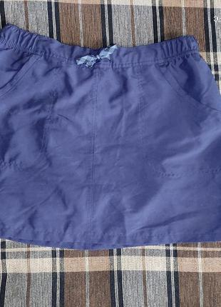 Юбка - шорты пот-40-47 см