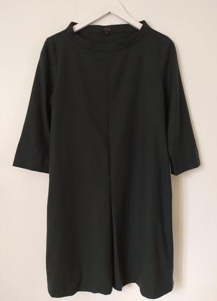 Распродажа!!!стильное шерстяное платье cos