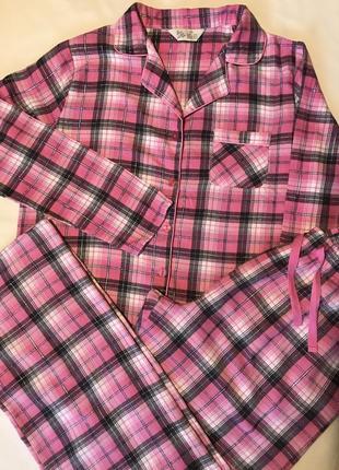 Піжамка,піжама 100% котонова , домашній костюм р-р м1 фото