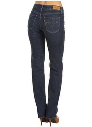 Темно-синие джинсы levis оригинал