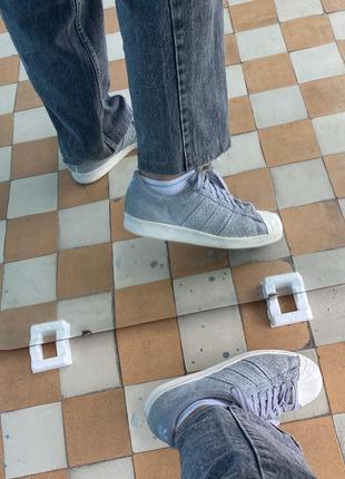 Кеды adidas superstar9 фото