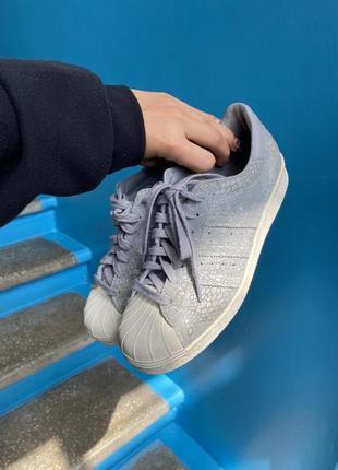 Кеды adidas superstar2 фото