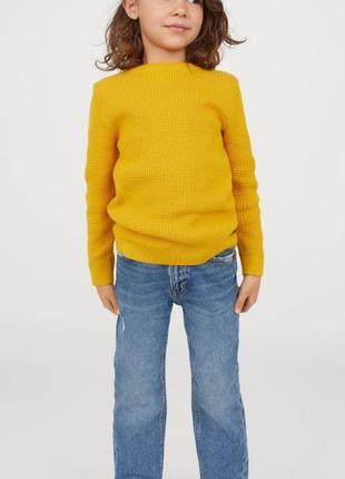 H&m джинсы на 2-3 года 98 см