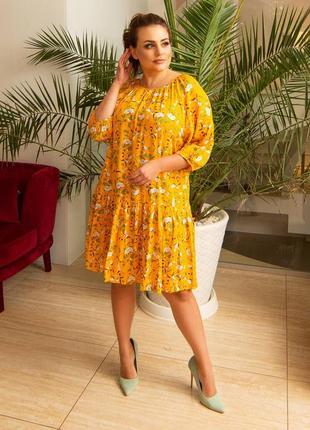 Платье женское летнее2 фото