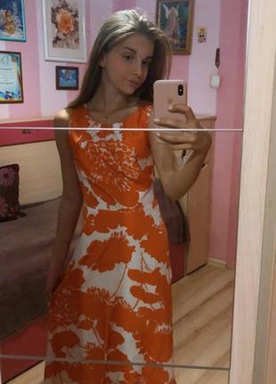 Мила літня сукня