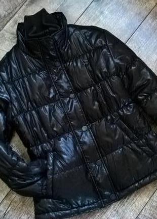 Mexx-модная коричневая куртка на силиконе/ куртка пуховик-m-l-ка