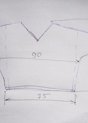 Оверсайз белый котоновый летний  свитшот white label8 фото