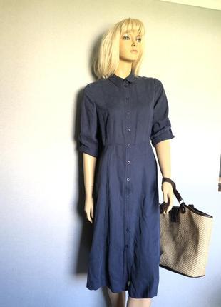 Платье рубашка коллекционное винтаж на пуговки9 фото
