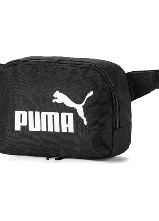 Сумка поясная\ мессенджер puma phase waist bag новая оригинал