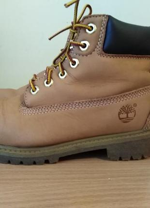 Ботинки timberland 34 р-ра