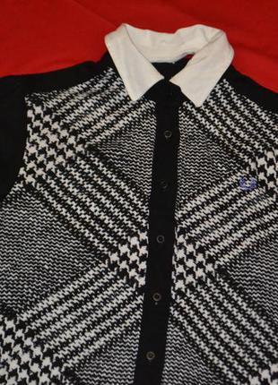 Фирменная женская рубашка fred perry