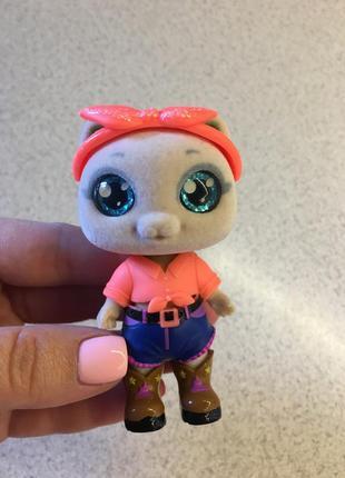 Sos pets милые зверята кукла игрушка фигурка хомячок 🐹