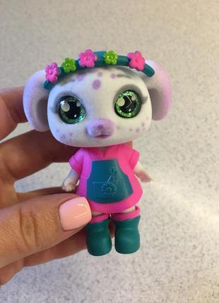Sos pets милые зверята кукла игрушка фигурка