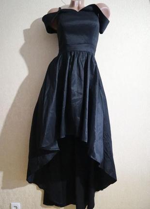 Красивое вечернее платье b. smart размер s