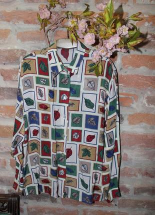 Винтажная рубашка1 фото