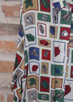 Винтажная рубашка8 фото
