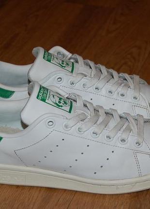 Кожаные кроссовки 35 р adidas stan smith