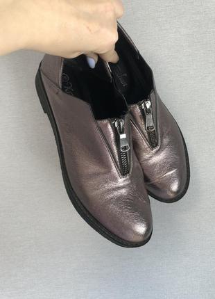 Туфли лоферы (4+1)