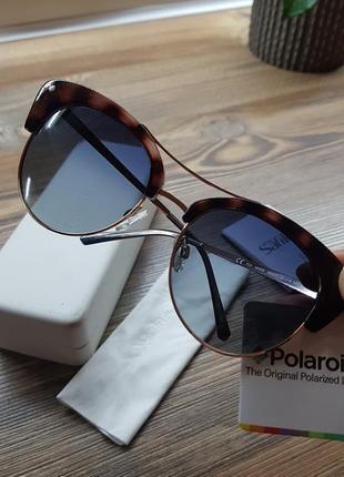 Брендовые солнцезащитные очки polaroid, оригинал