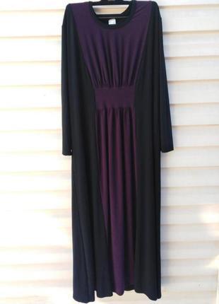 Платье для красивой женщины размера плюс