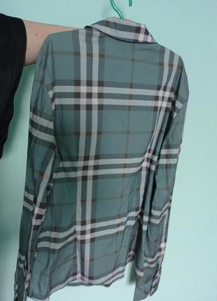 Рубашка зелёная kalicyu2 фото
