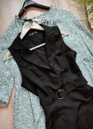 Платье блейзер миди boohoo p s5 фото