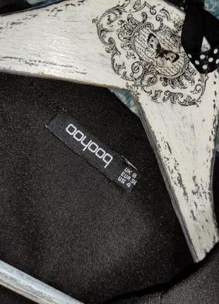 Платье блейзер миди boohoo p s8 фото