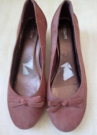 Туфли женские footglove размер 371 фото
