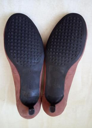 Туфли женские footglove размер 372 фото