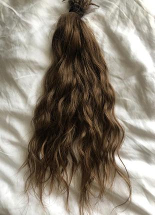 Славянские натуральные волоссы