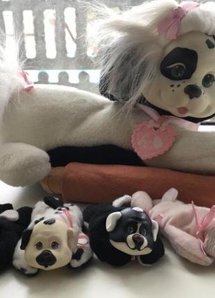 Puppy surprise мягкая игрушка-сюрприз беременная собака