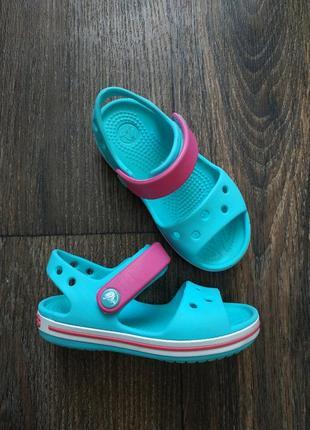 Crocs, кроксы, босоножки, сандали1 фото