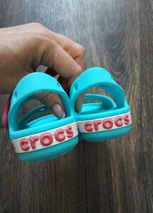Crocs, кроксы, босоножки, сандали3 фото