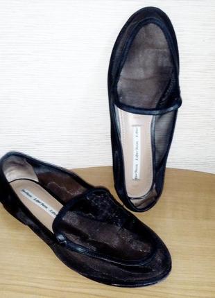 Летние туфли слиперы из тонкой сетки, & other stories