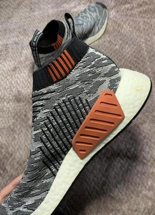 Мужские кроссовки оригинал adidas nmd cs2 primeknit8 фото