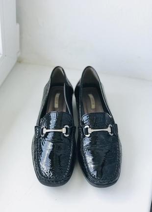 Лофери geox туфлі макасіни