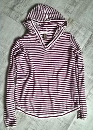 Multiblu-джемпер, кофта с капюшоном в полоску, свитер -s
