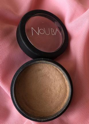 Корректор консилер для лица кремовый nouba noumbra