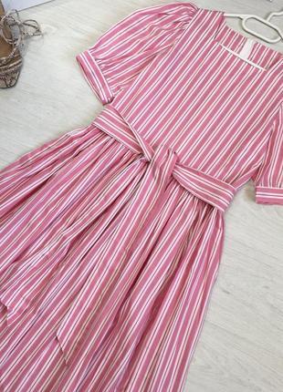 Сукня міді laura ashley2 фото