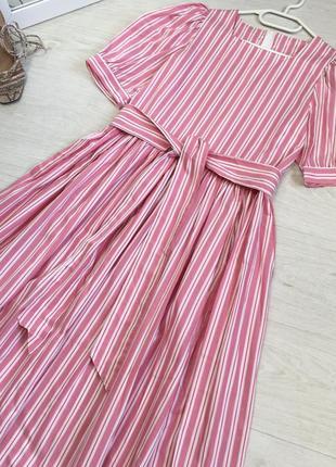 Сукня міді laura ashley3 фото