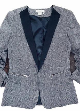 Крутой стильный пиджак