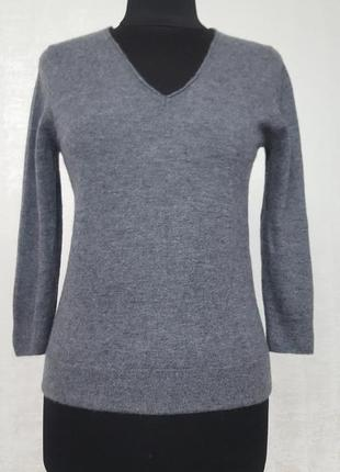 Comptoir des cotonniers пуловер из шёлка и кашемира