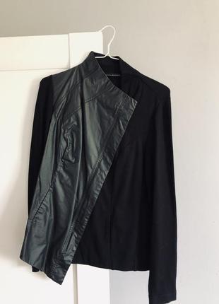 Класна трендова куртка-кофта косуха
