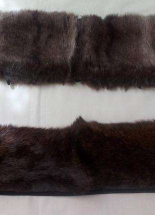 Воротники меховые (комплект)