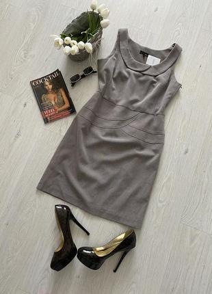 Новое платье сарафан в офисном стиле next