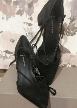Туфли со шнуровкой2 фото