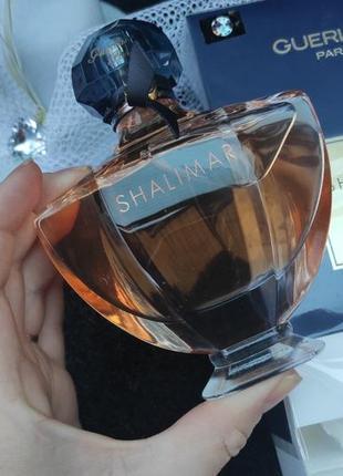 Женская парфюмированная вода guerlain shalimar, 90 мл